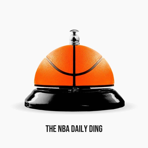 The NBA Daily Ding image
