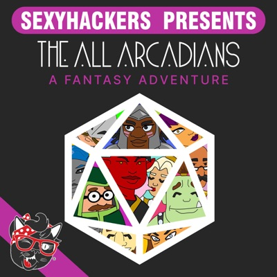 The All Arcadians | By Sexy Hackers Clothing