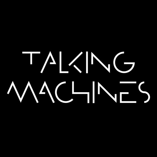 Cover image of Talking Machines