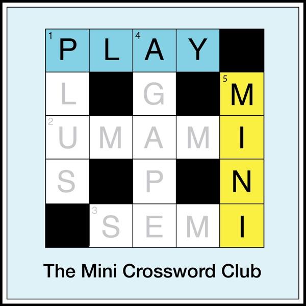 The Mini Crossword Club