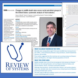 RoS: Review of Systems: RoS: Understanding Increasing Mid-Life