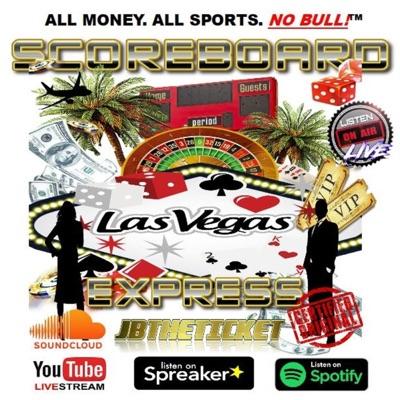 Vegas ScoreBoard Express Live!
