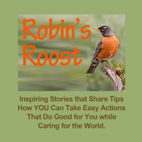 Robin's Roost: Inspiring Stories Changing Lifes podcast