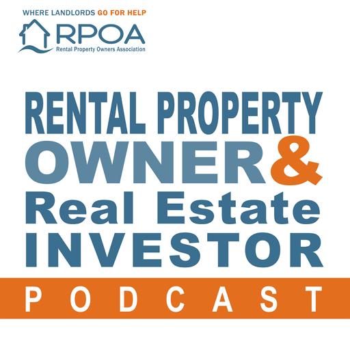 Cover image of Rental Property Owner & Real Estate Investor Podcast