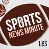 Sports News Minute with Larry Brown artwork
