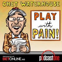 Podcast cover art for Play with Pain: Chet Waterhouse