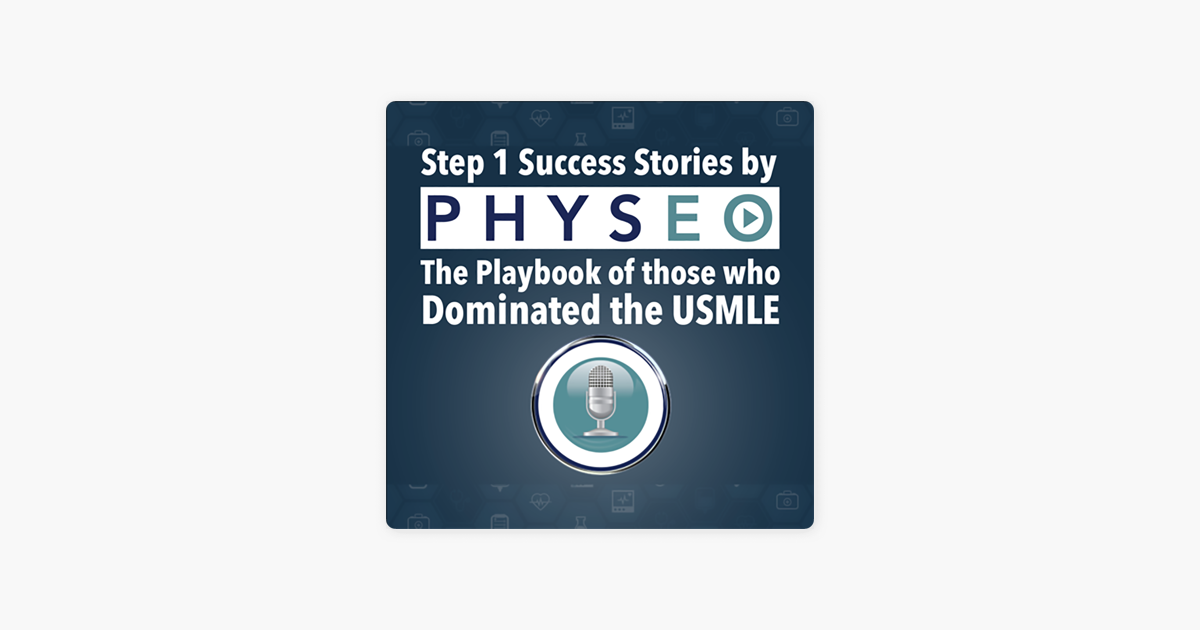 USMLE Step 1 Success Stories: Episode 15: From Lightyear +