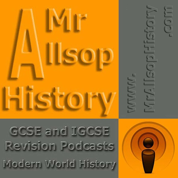 GCSE and IGCSE History Revision Guides: Mr Allsop History
