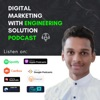 Charans Digital Show   Digital Marketing with Engineering Solutions Podcast artwork