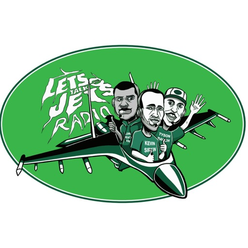 Cover image of Let's Talk Jets Radio Show