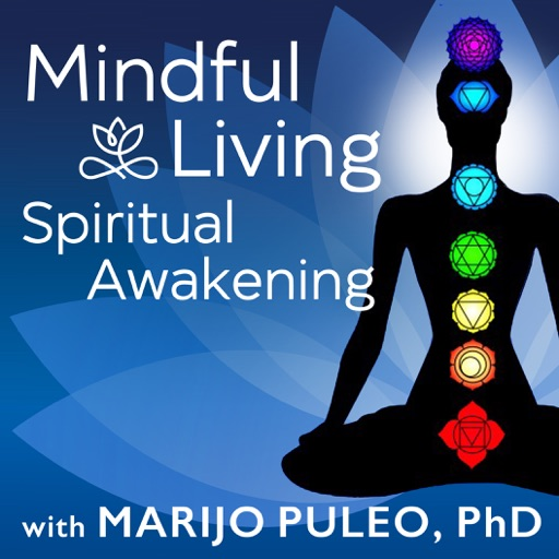 Cover image of Mindful Living Spiritual Awakening