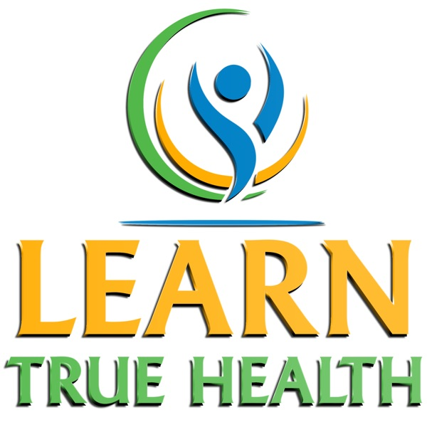 Learn True Health with Ashley James banner backdrop