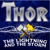 THOR: The Lightning and the Storm artwork