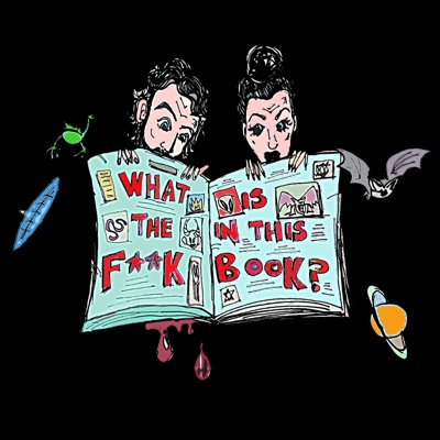 What The F**K Is In This Book? | Paranormal Comedy Podcast