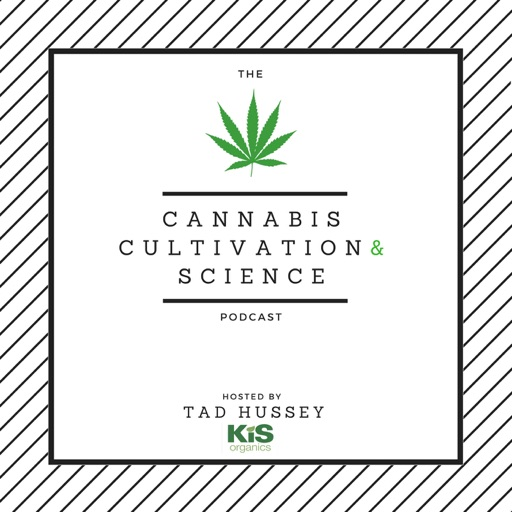 Cover image of Cannabis Cultivation and Science Podcast