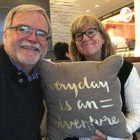 In The Living Room with Susie and Dr. Doug Cowan podcast