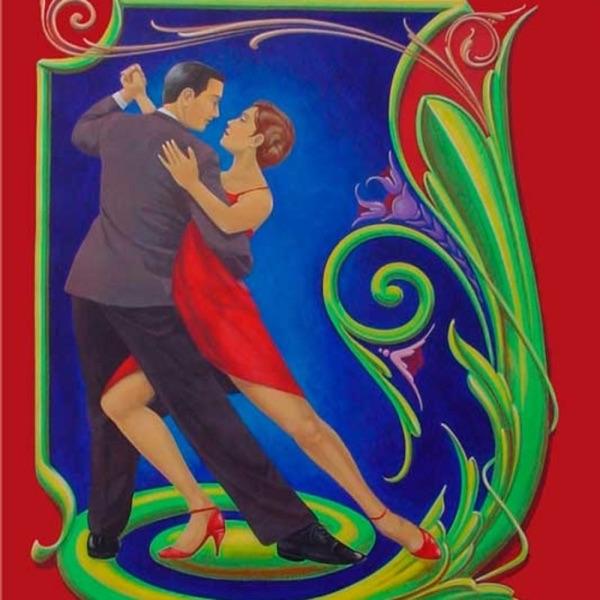 Simplemente Tango - Setiembre 2012