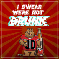 I Swear We're Not Drunk podcast