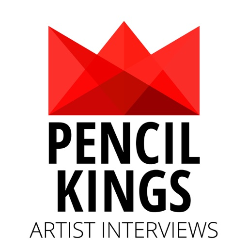 Cover image of Pencil Kings | Inspiring Artist Interviews with Today's Best Artists