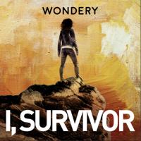 Podcast cover art for I, Survivor