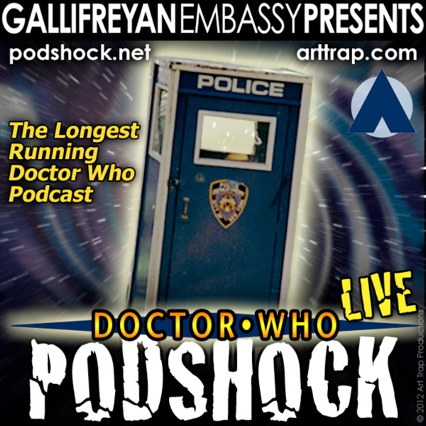 Doctor Who: Podshock LIVE