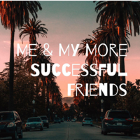 Me & My More Successful Friends Podcast