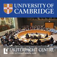 LCIL International Law Seminar Series podcast