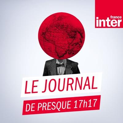 Le journal de presque 17h17:France Inter