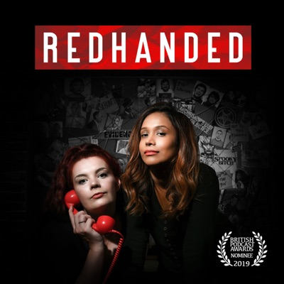 RedHanded:True Crime with Suruthi & Hannah