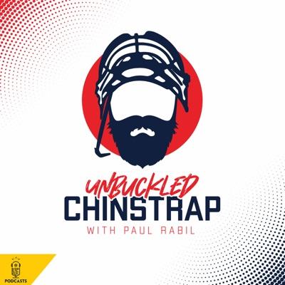 Unbuckled Chinstrap with Paul Rabil:Premier Lacrosse League