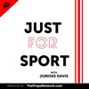 Just for Sport with Jumoke artwork
