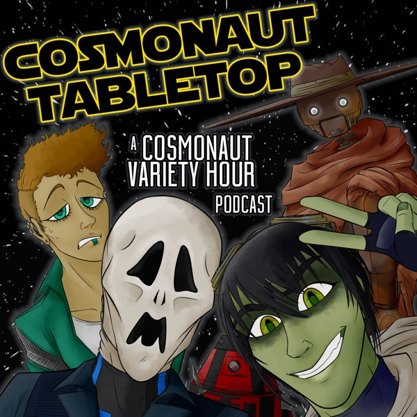 Cosmonaut Tabletop