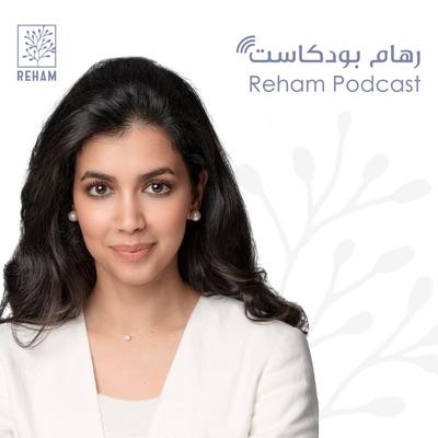 Reham Podcast with Reham Al-Rashidi:Reham Al-Rashidi
