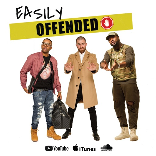 Cover image of Easily Offended