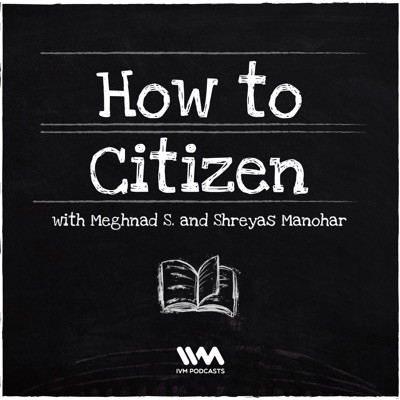 How to Citizen:IVM Podcasts