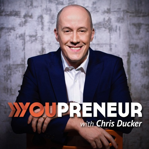 Cover image of Youpreneur FM Podcast
