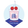 Hot Crimes Cold Drinks: A Space City True Crime Podcast artwork
