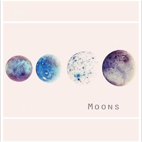 月的逆光·情感治愈