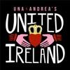 Una and Andrea's United Ireland artwork
