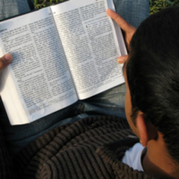 Abiding  in the Word podcast