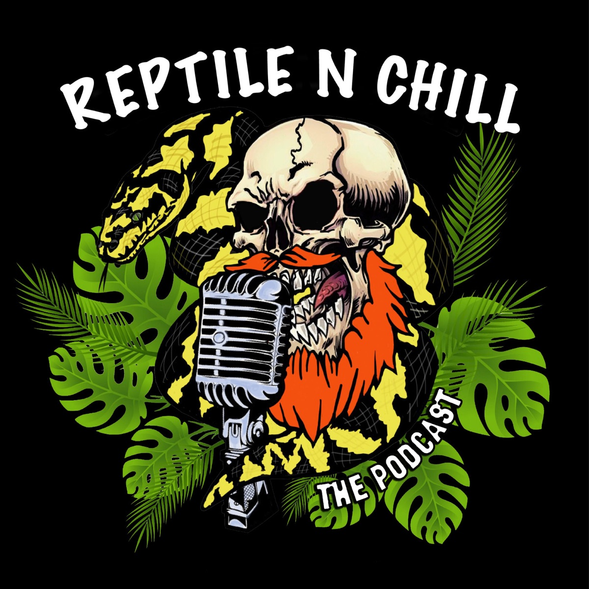 Reptile n Chill Podcast