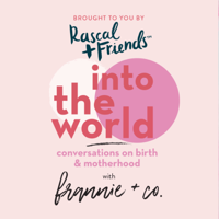 Into the world with Frannie and co podcast