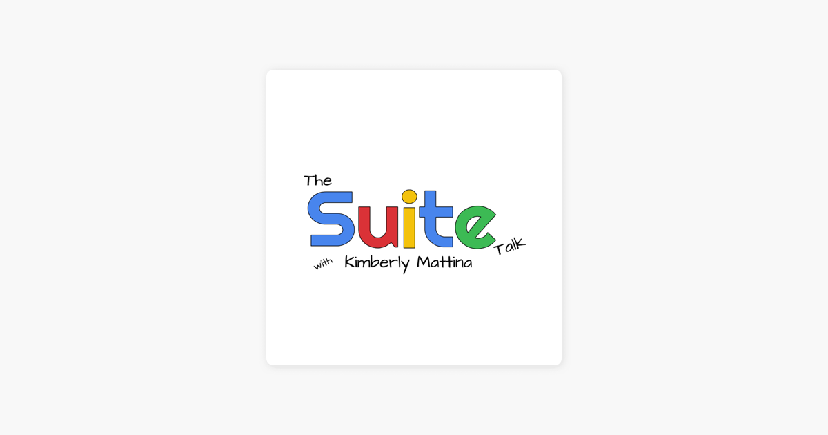 The Suite Talk on Apple Podcasts