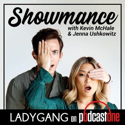 Showmance with Kevin McHale and Jenna Ushkowitz