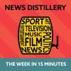 News Distillery: entertainment, sport & politics weekly