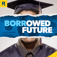Podcast cover art for Borrowed Future