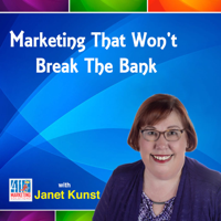 Marketing That Won't Break the Bank podcast