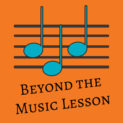 Cover image of Beyond the Music Lesson