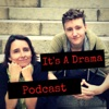 It's a Drama: Life in New Zealand Podcast. artwork
