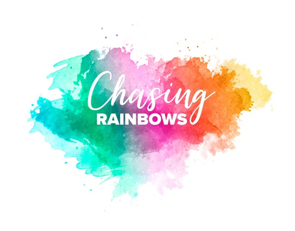 Chasing rainbows with Mr Lavender